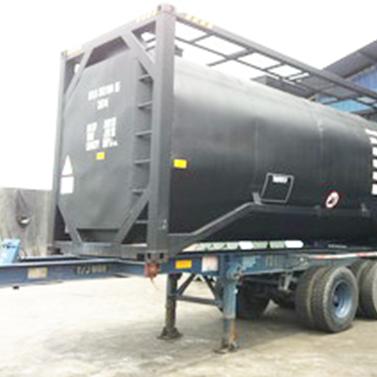 20' HC Bitumen Tank on skeleton